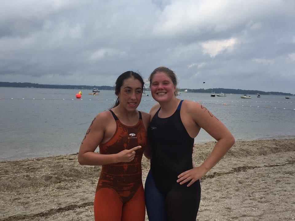 Long Island Express Swimming